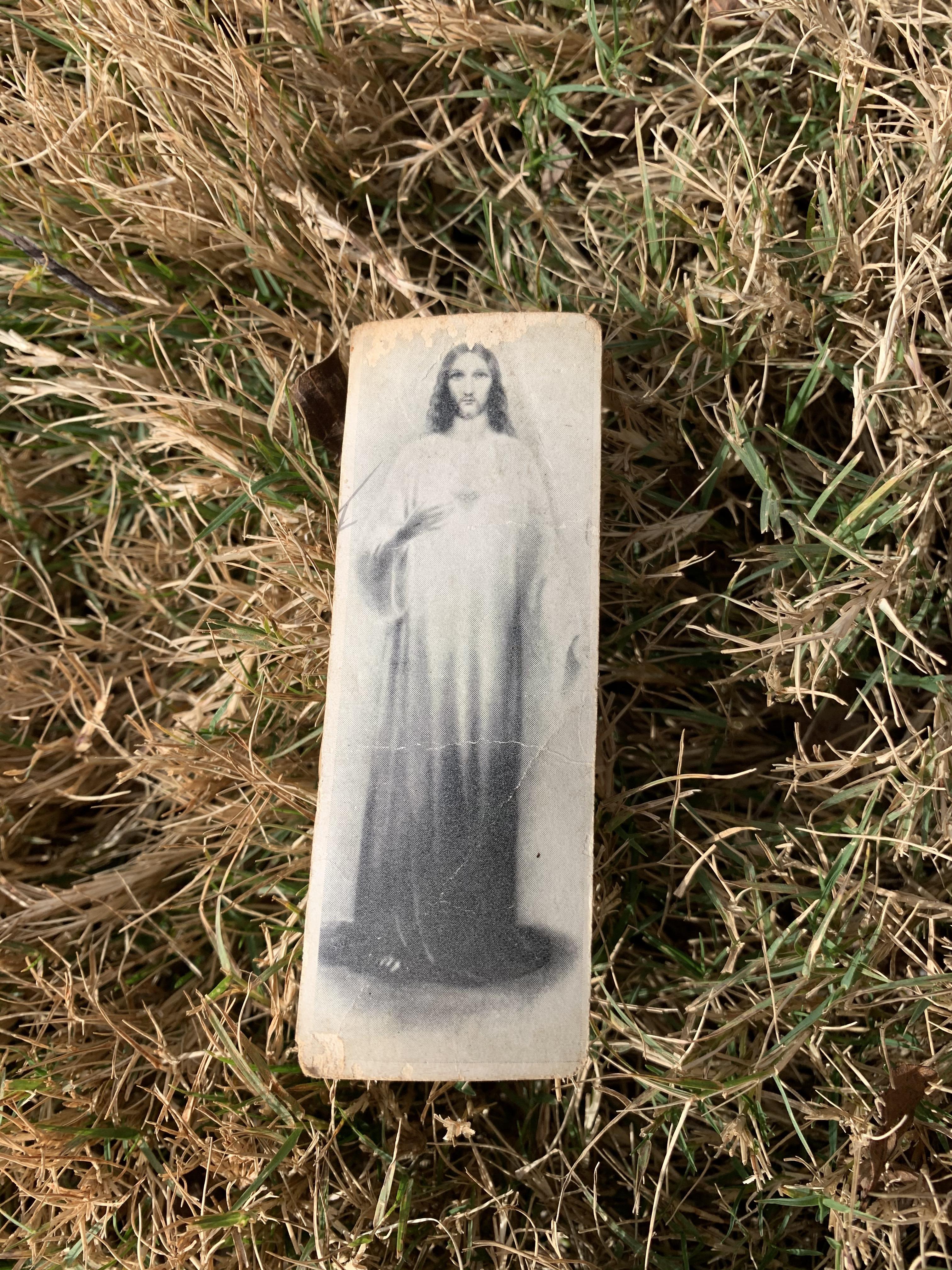 Jesus in the Backyard