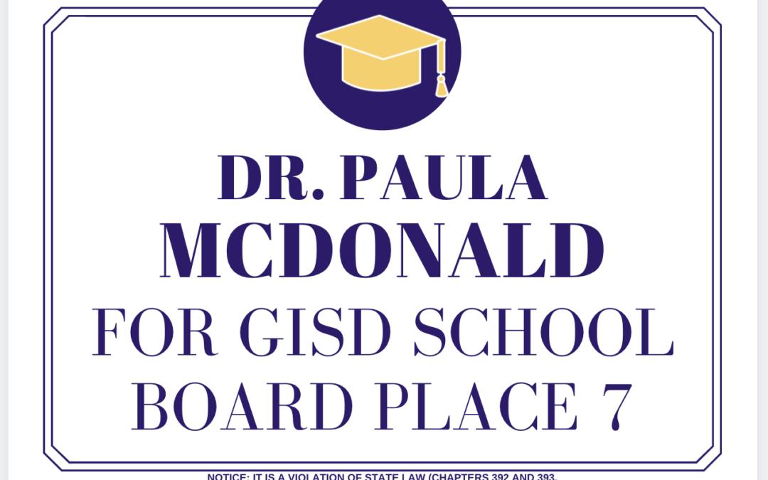 Why I Am Running for My Local School Board
