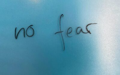 Living or Existing in Fear?