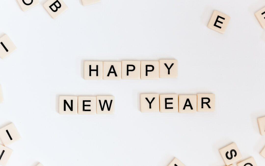 Happy New Year ~ God Still Reigns!