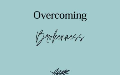 Dr. Paula on Overcoming Brokenness